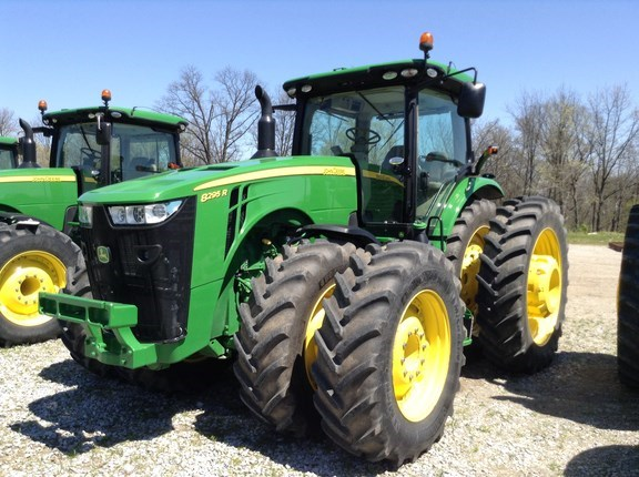 2015 John Deere 8295R Tractor For Sale