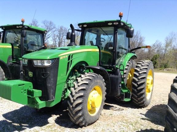 2015 John Deere 8270R Tractor For Sale
