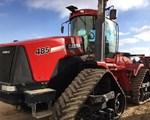 Tractor For Sale: 2008 Case IH STEIGER 485 QUADTRAC, 485 HP