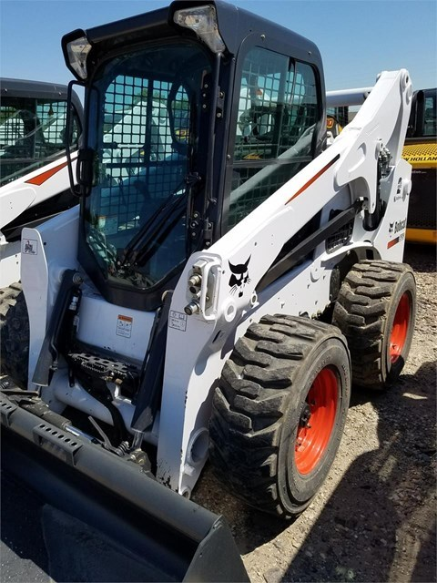 2014 Bobcat S750 Skid Steer For Sale