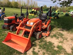 Tractor For Sale 2016 Kubota BX1870 , 18 HP