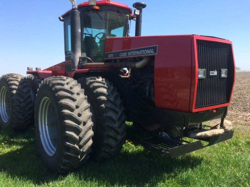 1995 Case IH 9270 Tractor For Sale