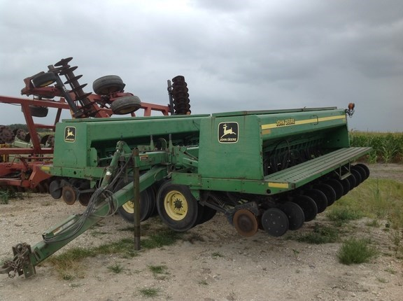 1999 John Deere 455 Grain Drill For Sale