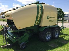 Baler-Round For Sale 2012 Krone CV150XCT