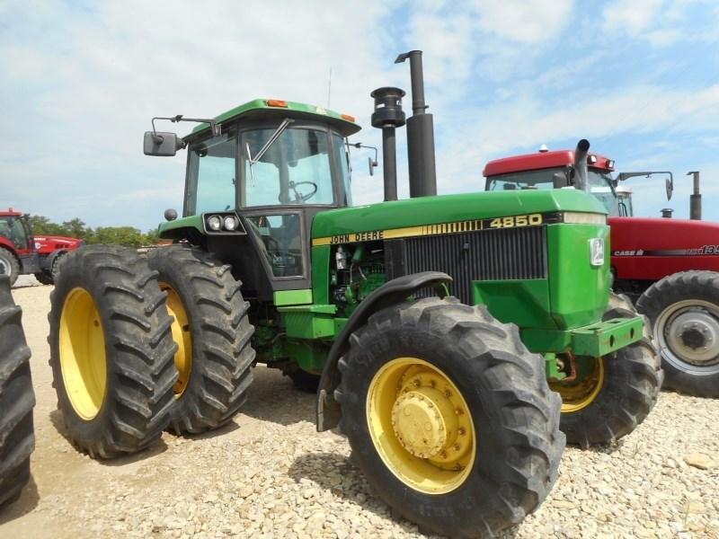 1985 John Deere 4850 Tractor For Sale