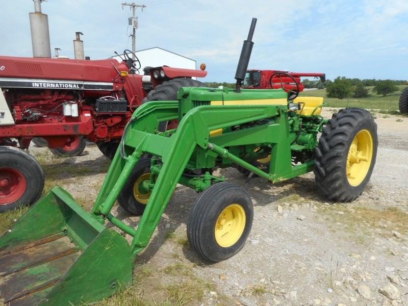John Deere 420 Tractor For Sale