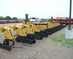 Row Crop Cultivator For Sale: 2012 Alloway 3130