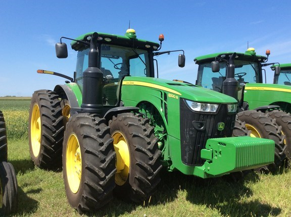 2016 John Deere 8320R Tractor For Sale