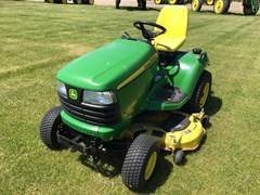 Riding Mower For Sale:  2011 John Deere X724 , 27 HP