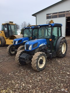 Tractor For Sale 2011 New Holland T4030F