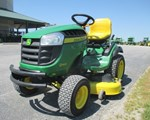 Riding Mower For Sale: 2014 John Deere D160
