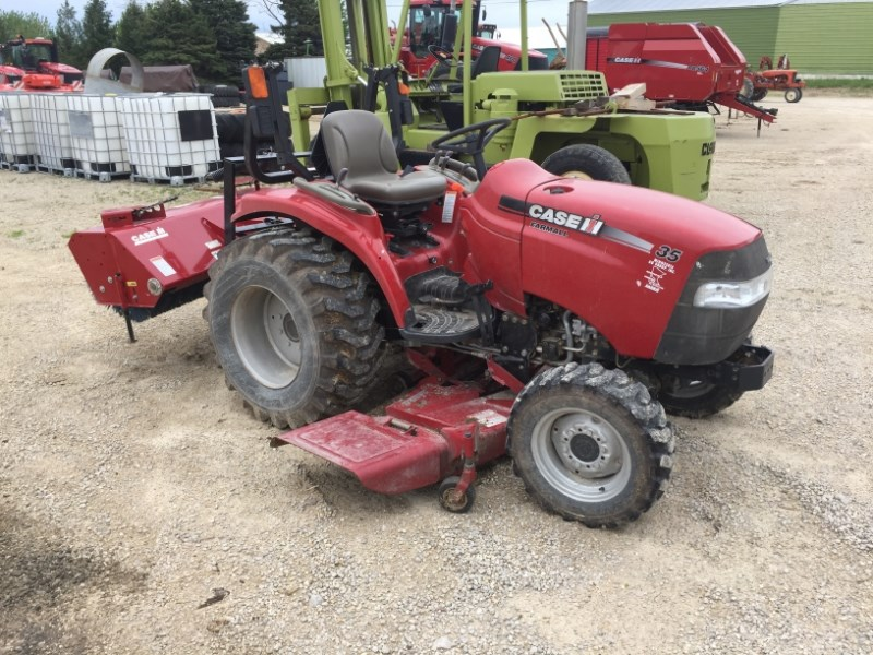 2008 Case Ih Farmall 35 Tractor For Sale 187 Minnesota Ag Group
