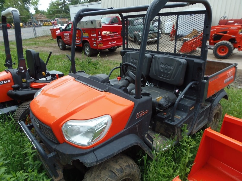 2015 Kubota RTVX900GA ATV For Sale