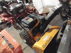 Snow Blower For Sale 2011 Cub Cadet 526SWE