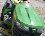Riding Mower For Sale: 2013 John Deere X750