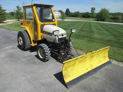 Tractor For Sale:  1997 Cub Cadet 7234 , 23 HP