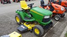 Riding Mower For Sale:  2003 John Deere X485