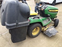 Riding Mower For Sale:  2010 John Deere X540 , 26 HP