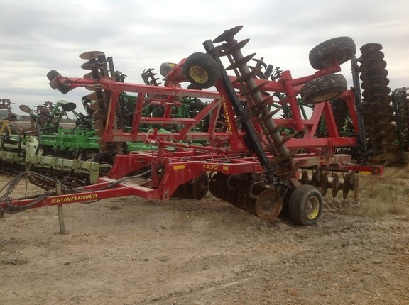2014 Sunflower 1436-30 Disk Harrow For Sale