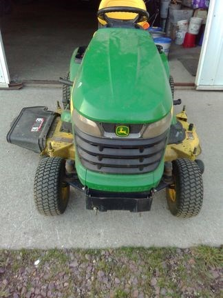 2008 John Deere X324 Riding Mower For Sale
