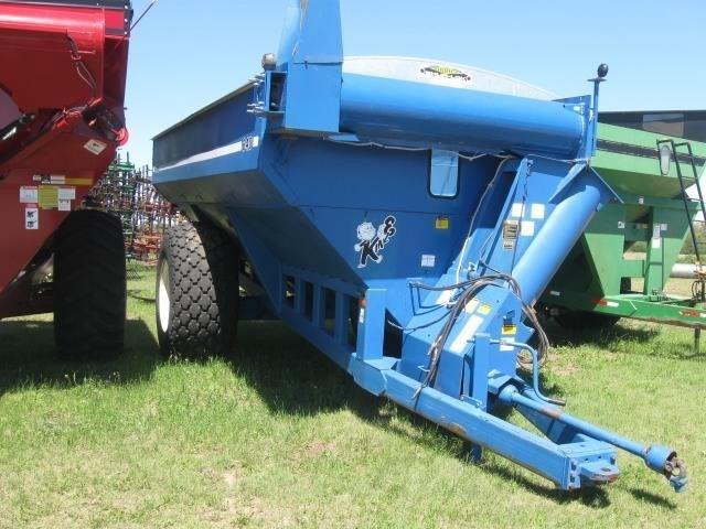 1991 Kinze 840 Grain Cart For Sale