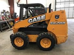 Skid Steer For Sale 2013 Case SR200