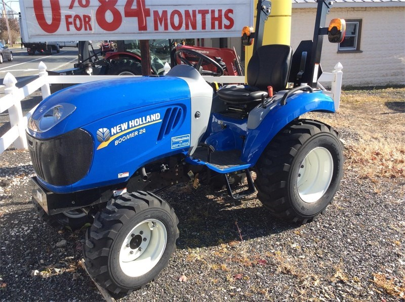 2017 New Holland BOOMER 24 Tractor For Sale