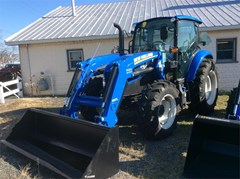 Tractor For Sale:  2017 New Holland T4.110 , 110 HP