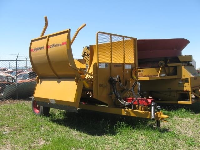 Haybuster 2655 Bale Processor For Sale