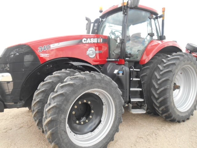 2013 Case IH MAGNUM 340 Tractor For Sale