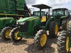 Tractor For Sale:  2014 John Deere 5100E , 100 HP