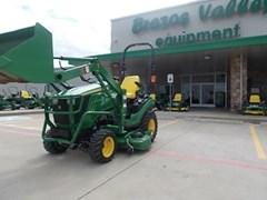 Tractor For Sale:  2015 John Deere 1025R , 25 HP