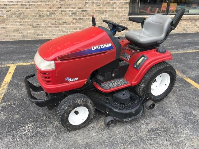 Craftsman GT5000 Riding Mower For Sale