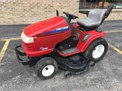 Riding Mower For Sale:   Craftsman GT5000
