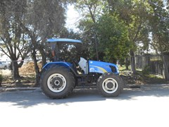 Tractor For Sale:  2013 New Holland T5070 , 115 HP