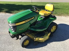 Riding Mower For Sale:  2006 John Deere X324 , 22 HP