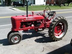 Tractor For Sale 1947 Farmall H
