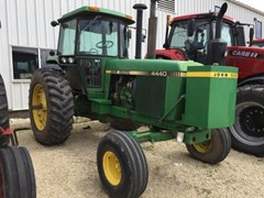 Tractor For Sale 1982 John Deere 4440H , 144 HP