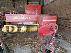 Baler-Square For Sale New Holland 575