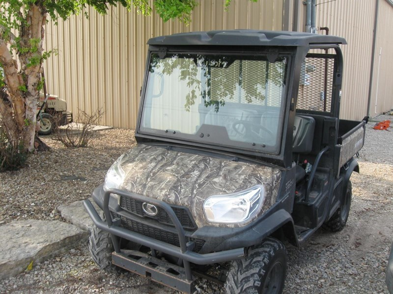 2014 Kubota RTVX900R Misc. Ag For Sale