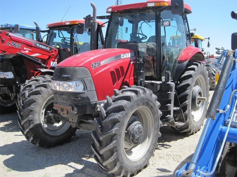 2009 Case IH PUMA 125 Tractor For Sale
