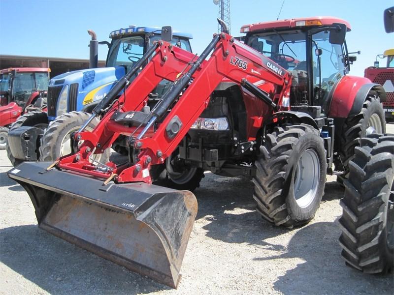 2014 Case IH PUMA 150 Tractor For Sale