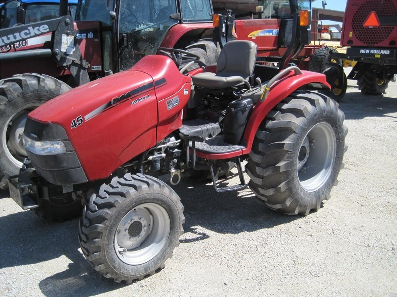 2008 Case IH FARMALL 45 Tractor For Sale