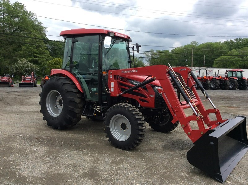 2016 Mahindra 2565 Tractor For Sale