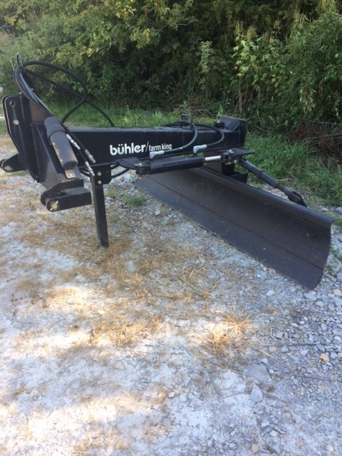 2009 Buhler C8082 Blade Rear-3 Point Hitch For Sale