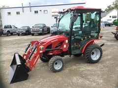 Tractor For Sale:  2016 Mahindra EMAXS25 , 25 HP