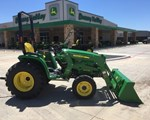 Tractor For Sale: 2016 John Deere 3032E, 32 HP