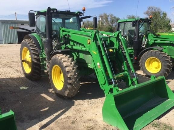 2015 John Deere 6175R Tractor For Sale