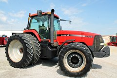 Tractor For Sale 2003 Case IH MX255 , 215 HP