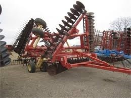 Krause 4927 Disk Harrow For Sale
